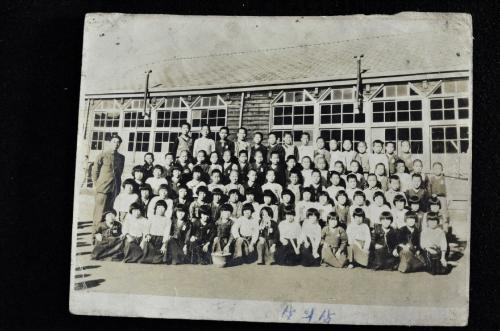 서울창신국민학교 단체사진