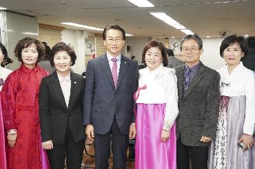 2020 숭인2동 신년인사회