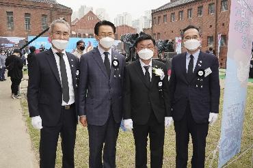 5·18 민중항쟁 제40주년 서울기념식