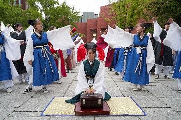 2019 종로한복축제 <고하노라>